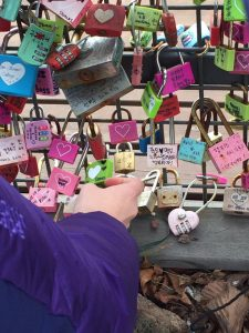 Love Lock for Remus