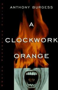 A Clockwork Orange - Cover