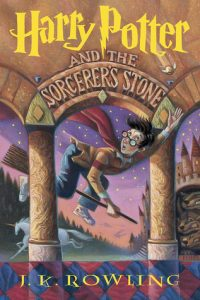 Harry Potter and the Sorcerers Stone - Cover