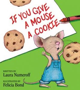 If You Give a Mouse a Cookie - Cover