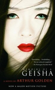 Memoirs of a Geisha - Cover