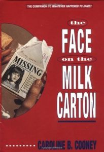 The Face on the Milk Carton - Cover