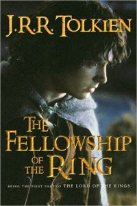 The Fellowship of the Ring - Cover