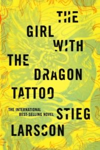 The Girl With the Dragon Tattoo - Cover