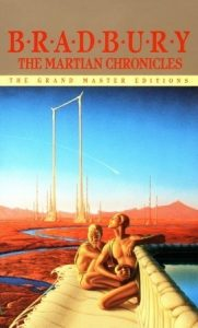 The Martian Chronicles - Cover