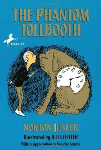 The Phantom Tollbooth - Cover