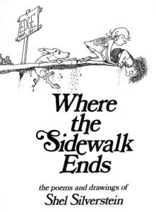 Where the Sidewalk Ends - Cover