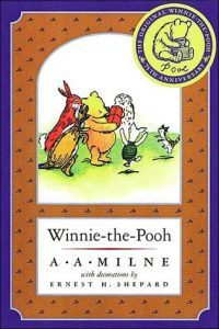 Winnie-the-Pooh - Cover