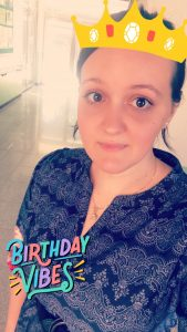 birthday photo