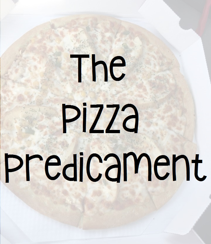 The Pizza Predicament Title Image